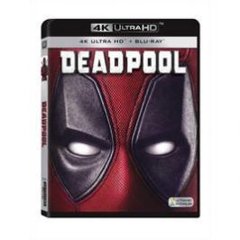 Deadpool (Blu-Ray 4K Ultra HD+Blu-Ray)