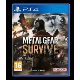 METAL GEAR SOLID SURVIVE PS4