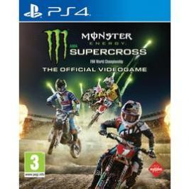 MONSTER ENERGY SUPERCROSS - PS4