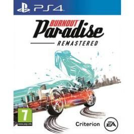 BURNOUT PARADISE PS4
