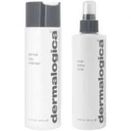Dermalogica Cleanse & Tone Duo - Oily Skin (2 Products)