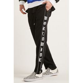 Worldwide Zippered Sweatpants