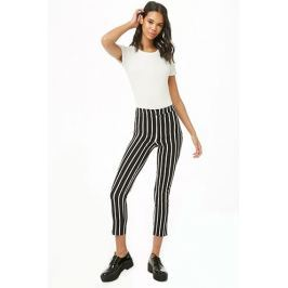 Vertical Striped Pants