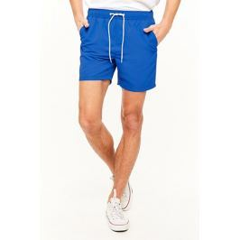 Contrast Drawstring Swim Trunks Men's Swimwear