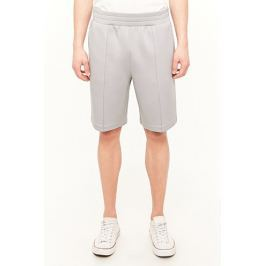 Seamed Front Shorts