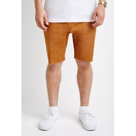 Drawstring Chino Cutoffs