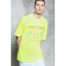 Hot Line Graphic Tee