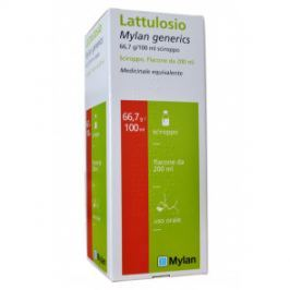 LATTULOSIO M.G.*1FL 200ML66,7%