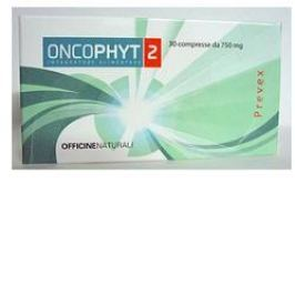 ONCOPHYT  2 30 Cpr 750mg